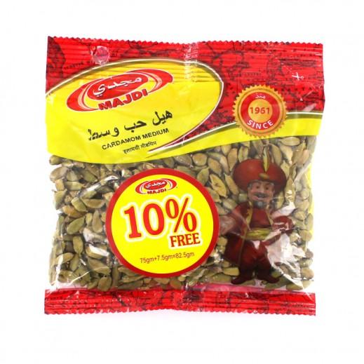 Majdi Cardamom Medium 75g 10% Extra