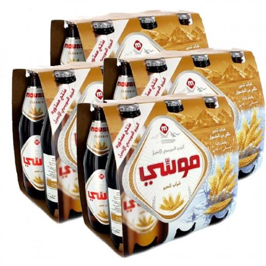 Wholesale - Moussy Classic Malt Beverage 330 ml (4 x 6 pieces)