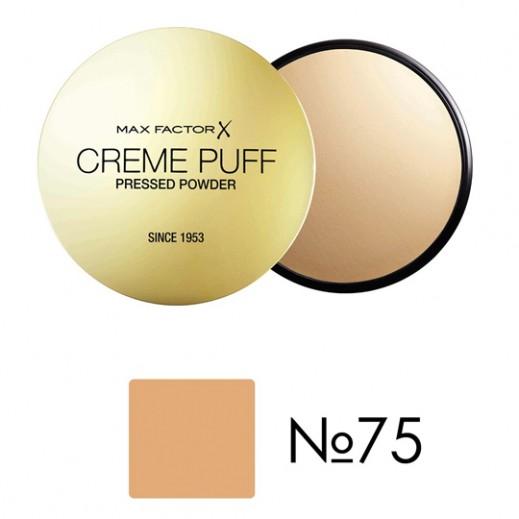 MaxFactor Crème Puff Heritage Golden (No 75)