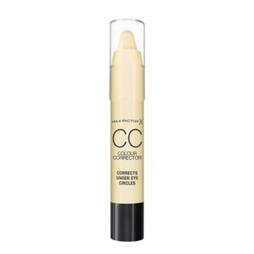MaxFactor Colour Corrector Stick Concealer Yellow - Under Eye Circles