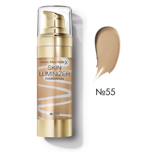 MaxFactor Skin Luminizer Foundation Beige (No 55)