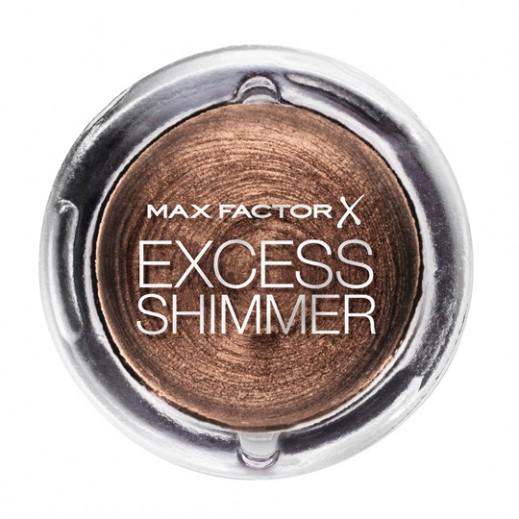 MaxFactor Excess Shimmer Eyeshadow No 25 Bronze