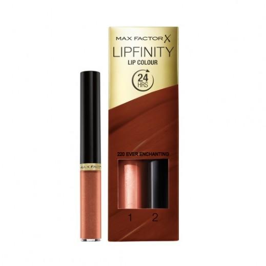 MaxFactor Lipfinity Lipstick Ever Echanting (No 220)