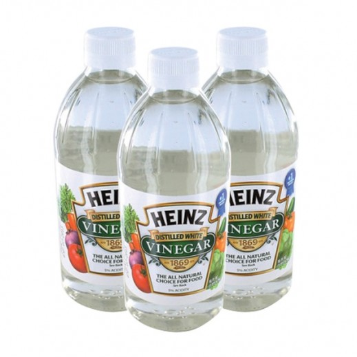 Value Pack - Heinz Distilled White Vinegar 473 ml (3 pieces)