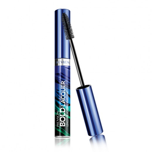 Revlon Photoready Grow Luscious Bold Lacquer Mascara Blackest Black (No 001)