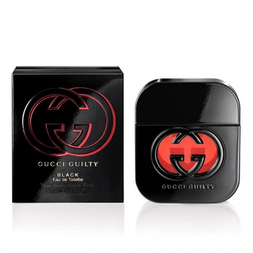 Gucci Guilty Black For Her EDT 50ml