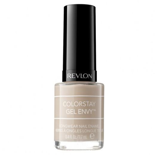 Revlon Colorstay Nail Enamel Gel Envy Checkmate (No 540)