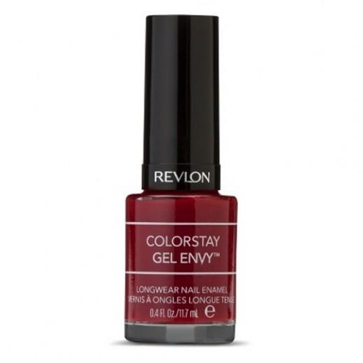 Revlon Colorstay Nail Enamel Gel Envy Queen Of Hearts (No 600)