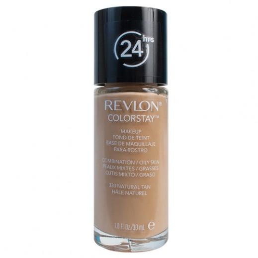 Revlon Colorstay Makeup Combination/Oily Natural Tan (No 330)