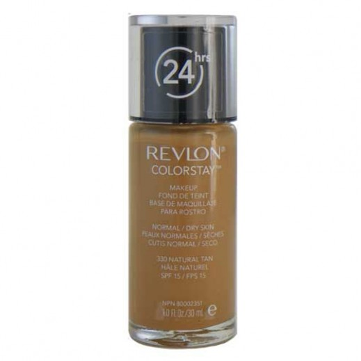 Revlon Colorstay Makeup Normal/Dry Natural Tan (No 330)