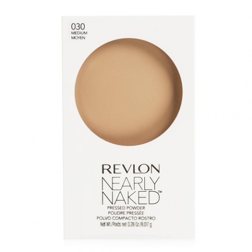 Revlon Nearly Naked Pressed Powder Medium (No 03)