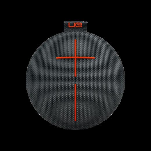 Logitech Ultimate Ears Roll 2 Bluetooth Speaker - Black & Orange