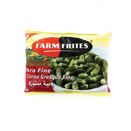 Farm Frites Frozen Okra Fine 400g