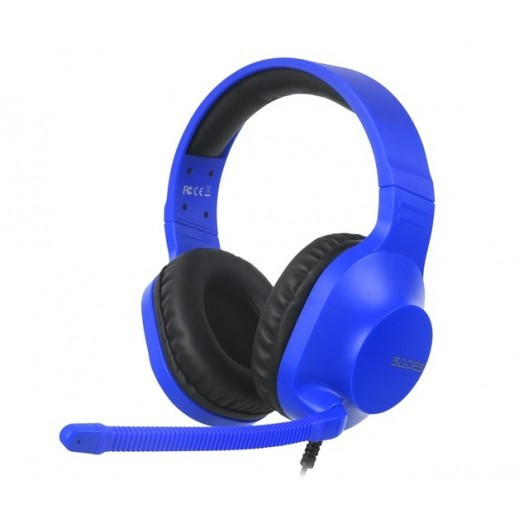 Sades Spirits Gaming Headset – Blue