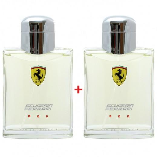 Set Of 2 Ferrari Scuderia For Men 125 ml EDT
