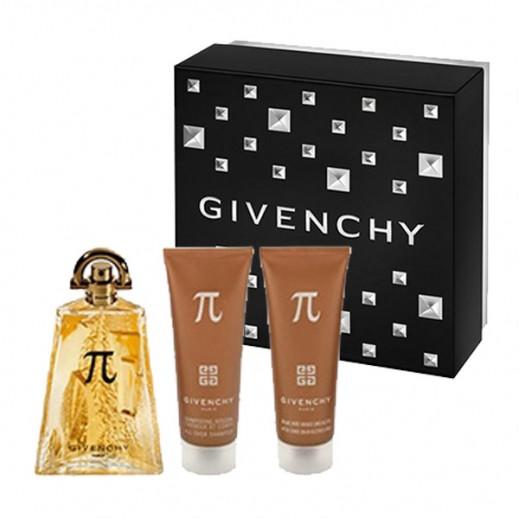 Pi - Giv. Set For Men 100ml + 75ml Shampoo + 75ml After Shave