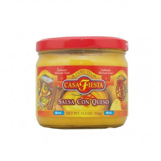 Casa Fiesta Salsa Con Queso 326g