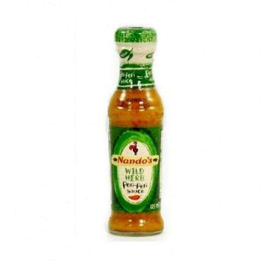 Nandos Wild Herb Peri Peri Sauce 250g
