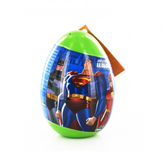 Justice League Egg With Candies 10g