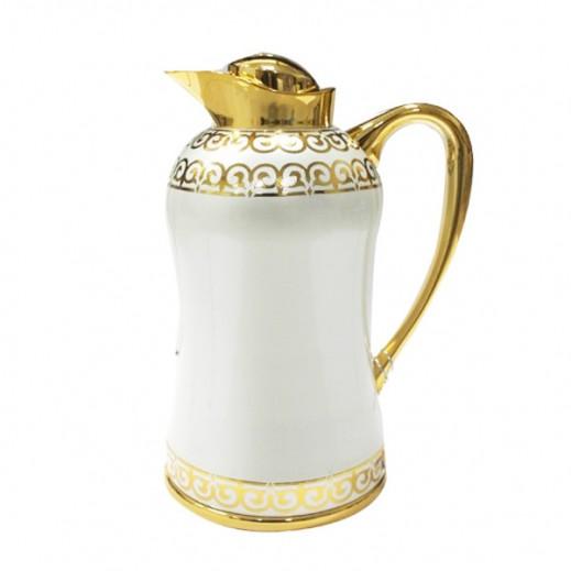 Mydot Deluxe Flask 0.600 ml White Gold