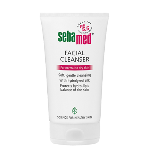 Sebamed Facial Cleanser Normal To Dry Skin 150ml