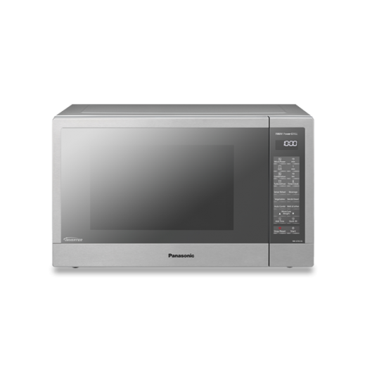 Panasonic Microwave Oven 31 L 1000 W - Silver - delivered by AL-YOUSIFI CO