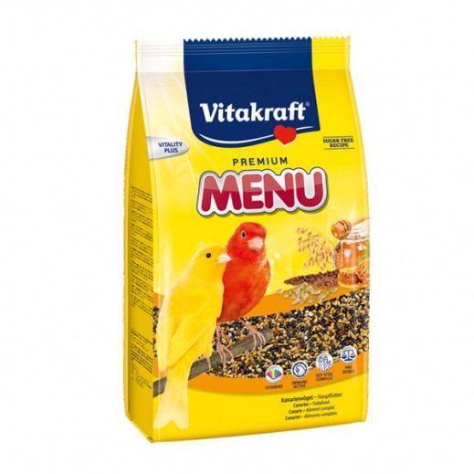 VitaKraft Menu Vital Honey For Canaries 500 g
