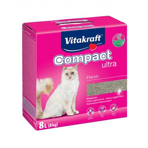 VitaKraft Compact Ultra (Litter) 8 kg