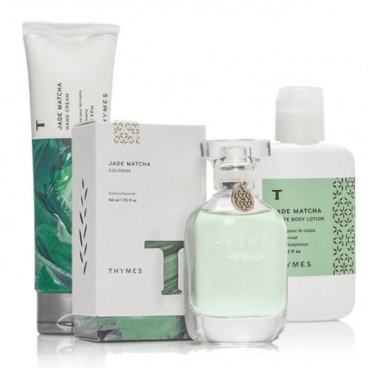 Jade Matcha Set (Hand Cream + Petite Body Lotion + Cologne