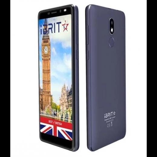 "iBRIT Z2 5.5"" 2 GB Smartphone - Blue"
