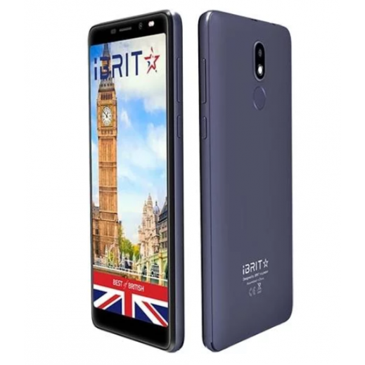 "iBRIT Z2 Lite 5.5"" 2 GB Smartphone – Blue"
