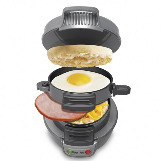 Primera 600 W Sandwich Breakfast Maker