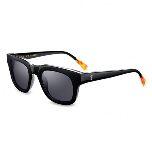 Triwa Midnight Henry Unisex Sunglasses SHAC131