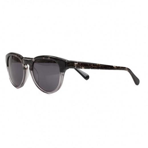 Triwa Midnight Ernest Unisex Sunglasses SHAC136