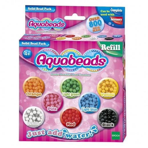 Aqua Beads Solid Bead Set