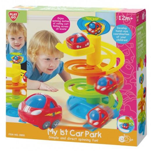 PlayGo My 1st Car Park