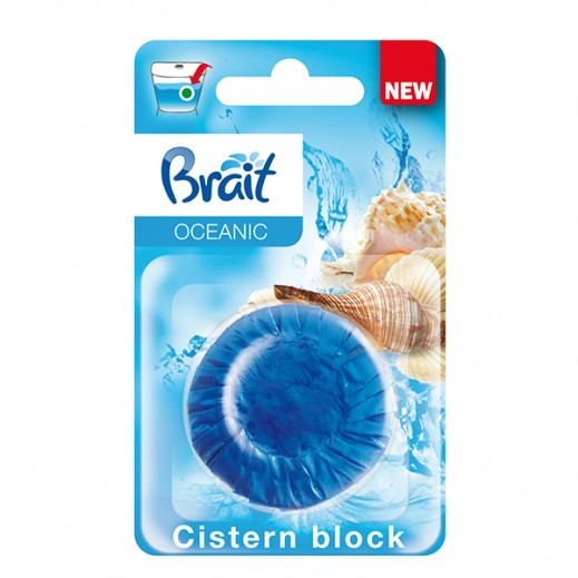 Brait Cistern Block Oceanic 50g