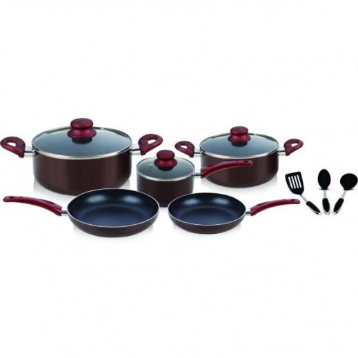 Hamilton Cookware Set 8 Pieces