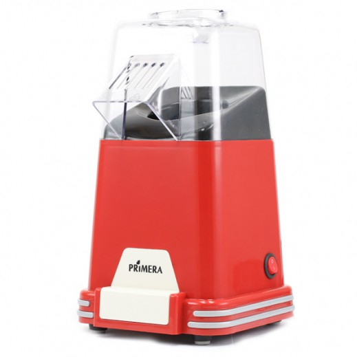 Primera Pop Corn Maker Red