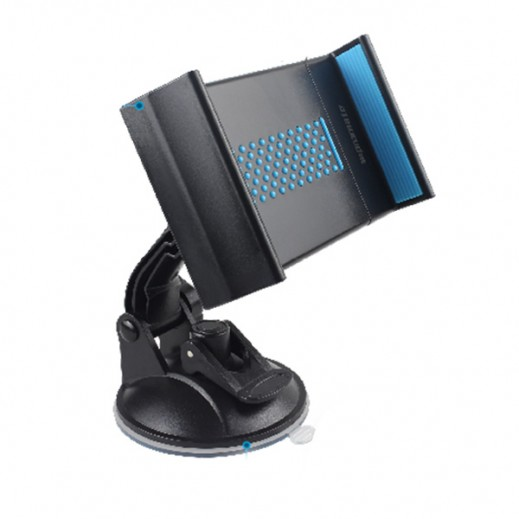 Promate Compact Universal Tablet Grip Mount Blue