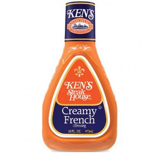 Kens Creamy French Dressing 473 ml