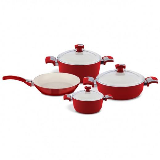 Bonera Ceramic Cooking Set 4 Pcs
