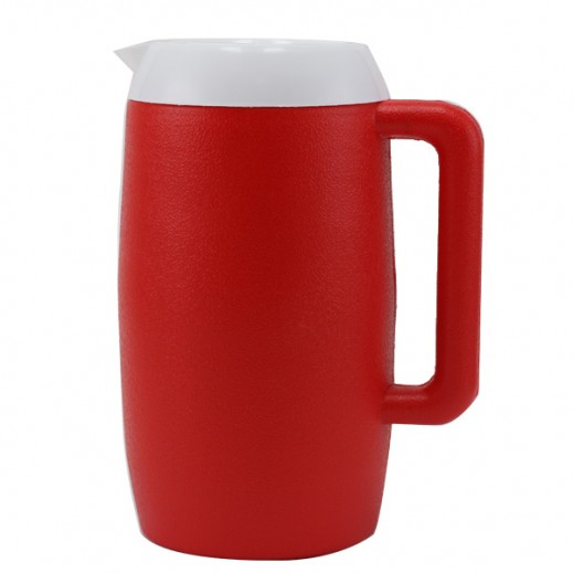 Saga Thermo Cooler Flask 1.5 Ltr - Red
