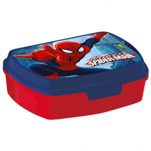Disney Ultimate Spiderman Sandwich Box