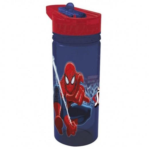 Disney Ultimate Spiderman Large Tritan Bottle 600 ml