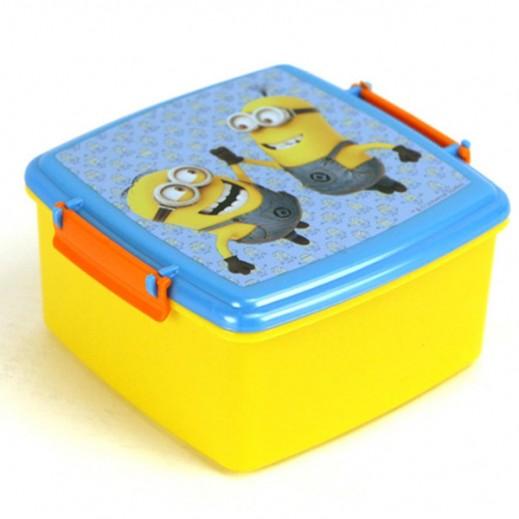Disney Minions Double Clip Lunch Box