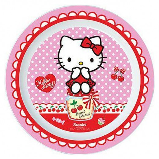 Disney Hello Kitty Microwave Plate
