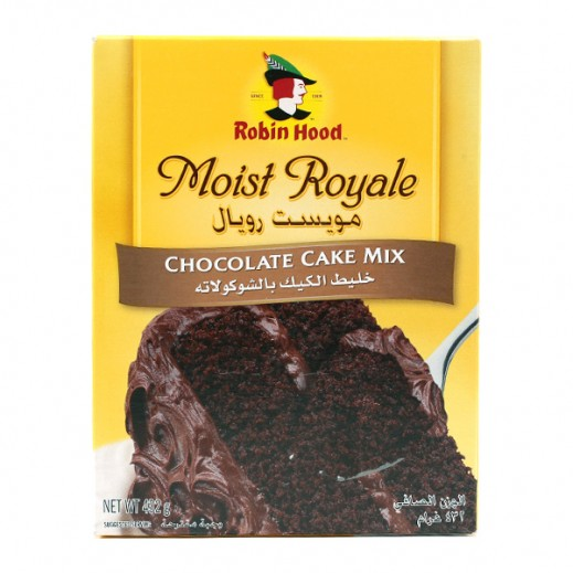 Robin Hood Chocolate Cake Mix 432 g
