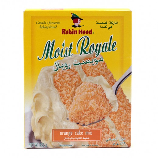 Robin Hood Orange Cake Mix 500 g