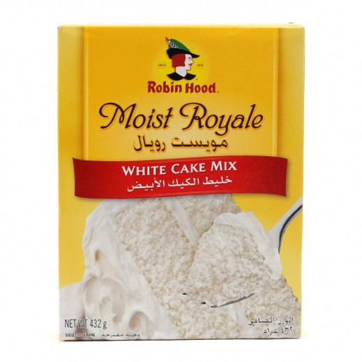 Robin Hood White Cake Mix 500 g
